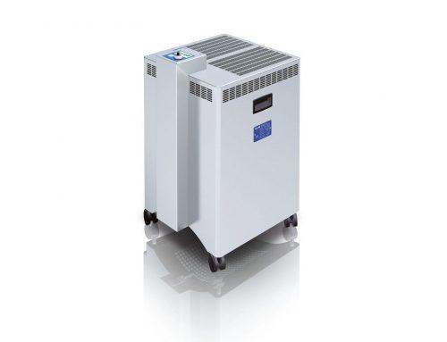 Egyszerűen beállítani és bekapcsolni  – Bemutatjuk a REVEN® UC-OH² légtisztítót